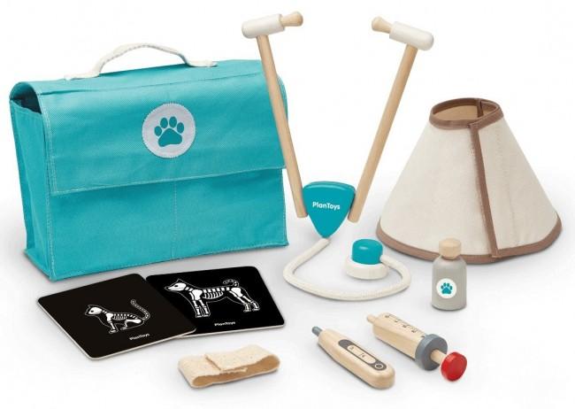 Plan Toys Weterynarz - zestaw do zabawy - zdjęcie główne