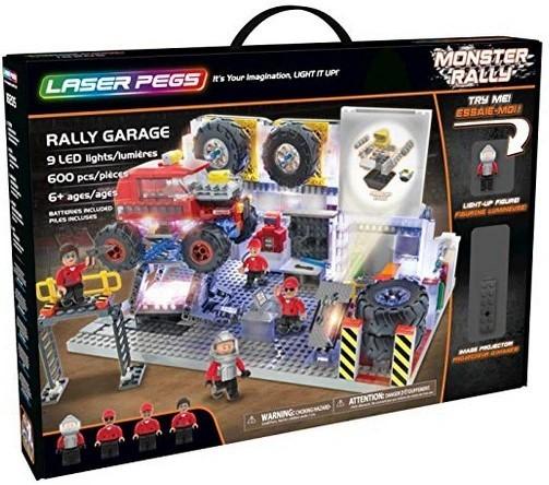Laser Pegs Monster Rally Aleja Serwisowa 18205 - zdjęcie główne