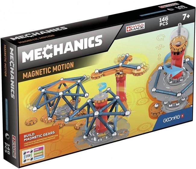 Geomag Mechanics Magnetic Motion 146 Elementów Geo-762 - zdjęcie główne