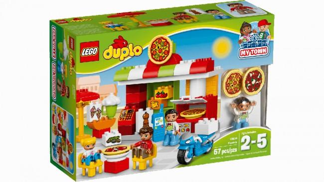 Lego Duplo Pizzeria 10834 Cena Raty Sklep Komputronikpl