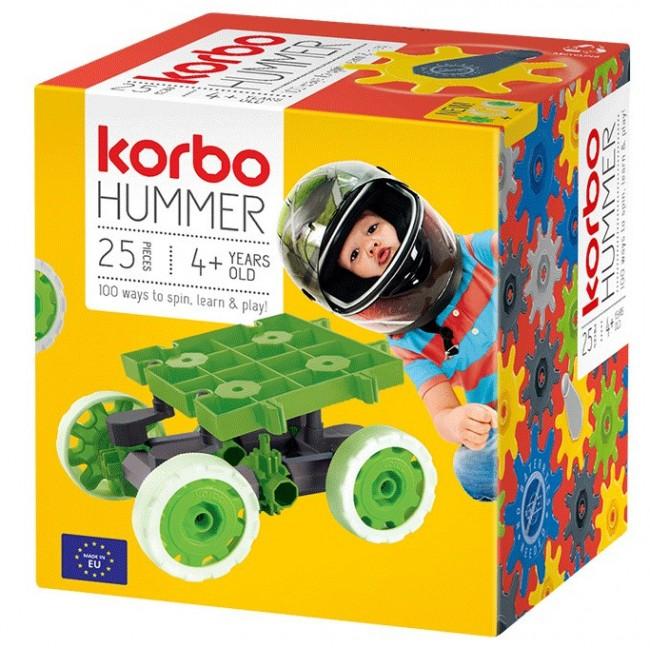 Korbo Hummer 25 Green - zdjęcie główne