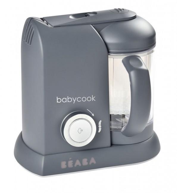 Beaba Babycook Dark Grey - zdjęcie główne
