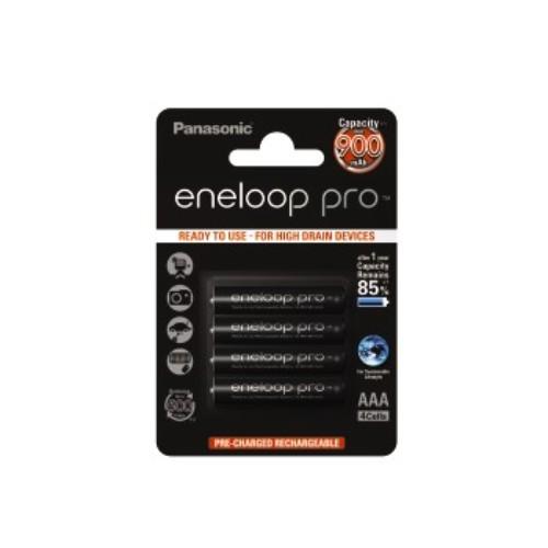 Panasonic Eneloop Pro AAA 930mAh (4szt.) - zdjęcie główne