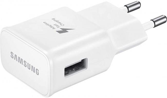 Samsung 15W EP-TA20 (bez kabla) biały - zdjęcie główne