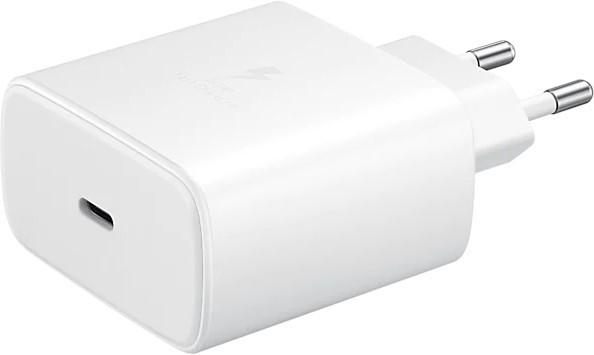 Samsung USB-C 45W biały - zdjęcie główne