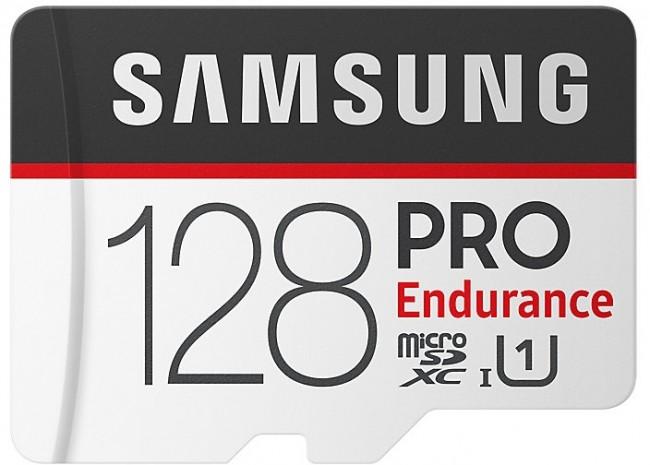 Samsung PRO Endurance microSDXC 128GB - zdjęcie główne
