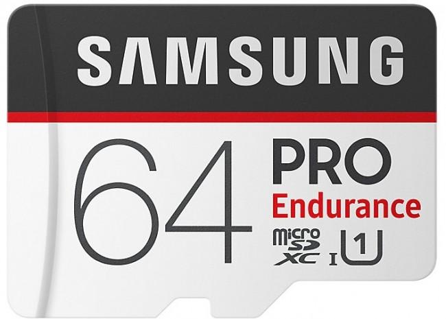 Samsung PRO Endurance microSDXC 64GB - zdjęcie główne