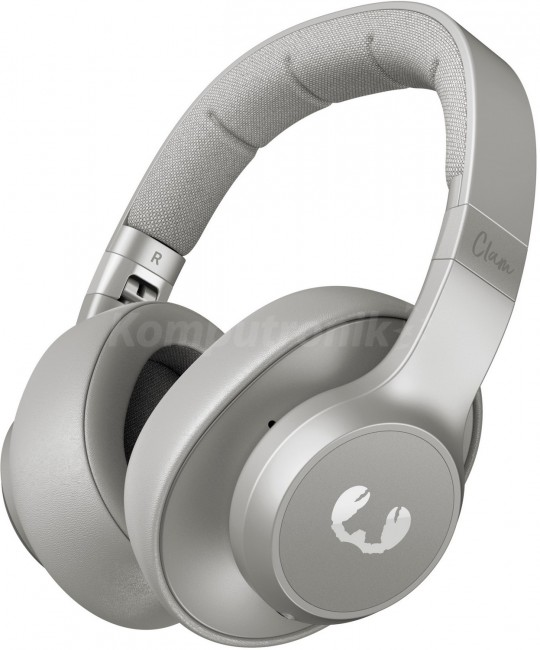Fresh 'n Rebel Bluetooth Clam ANC Ice Grey - zdjęcie główne