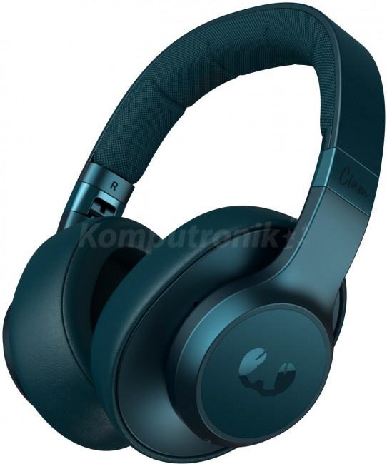 Fresh 'n Rebel Bluetooth Clam ANC Petrol Blue - zdjęcie główne