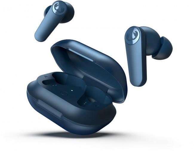 Fresh 'n Rebel True Wireless Twins ANC Steel Blue - zdjęcie główne