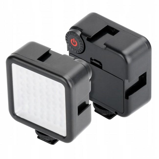 ULANZI Lampa Diodowa LED 49 Ulanzi W49LED do aparatu / kamery - zdjęcie główne