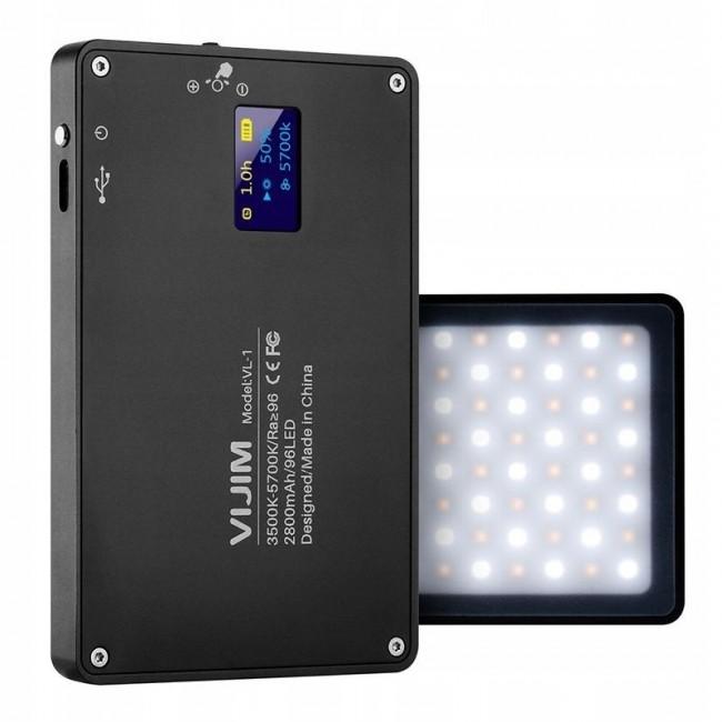 ULANZI Lampa LED Magnetyczna Ulanzi VL-1 600LM 3000-6500K - zdjęcie główne