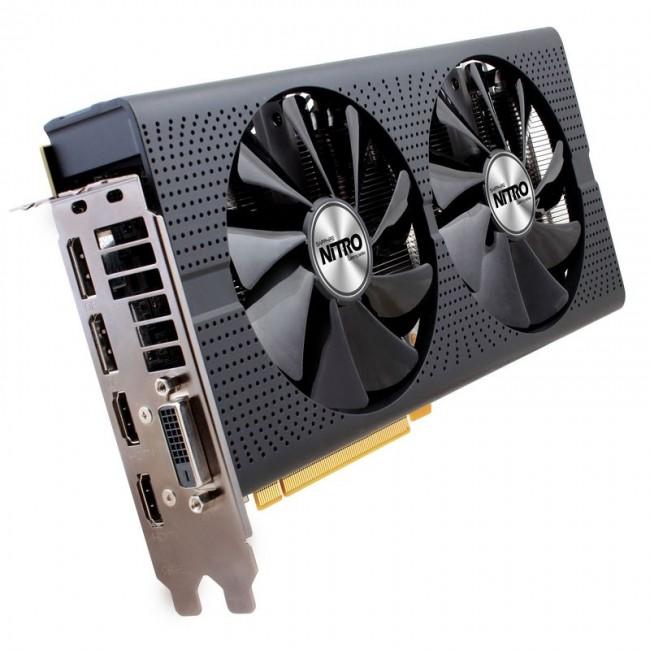 Sapphire Radeon RX 470 4GB Nitro+ OC - zdjęcie główne