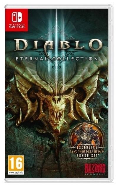 Diablo III Eternal Collection (NS) - zdjęcie główne