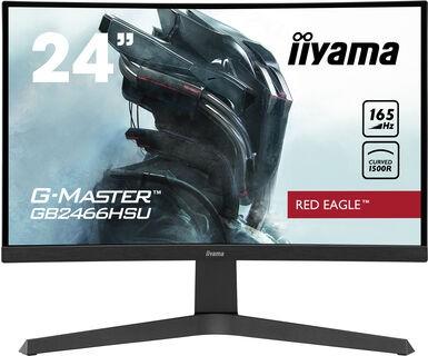 iiyama G-Master GB2466HSU-B1 Red Eagle [1ms, 165Hz, FreeSync premium] - zdjęcie główne