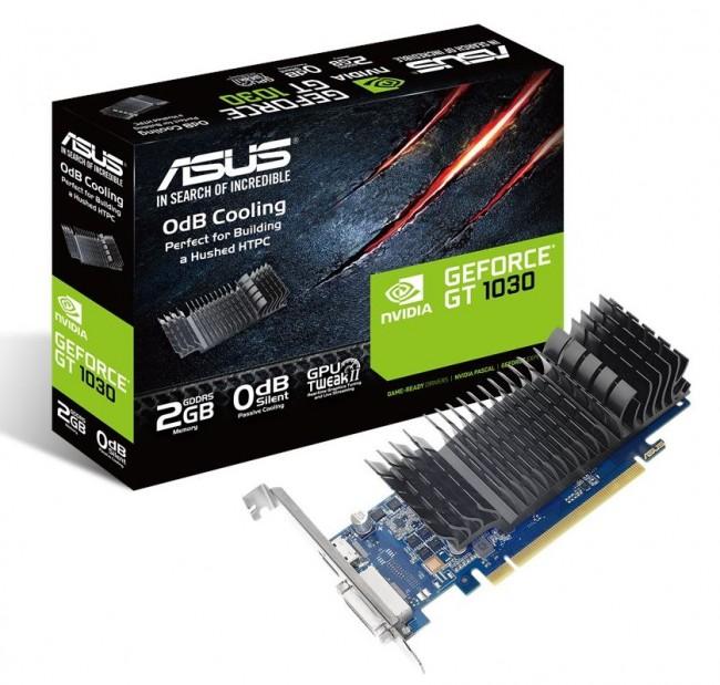 ASUS GeForce GT 1030 2G - zdjęcie główne