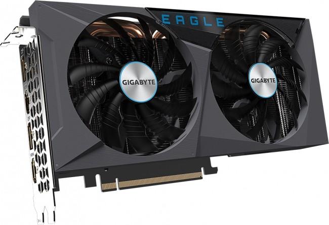 Gigabyte GeForce RTX 3060 Ti EAGLE 8GB OC - zdjęcie główne