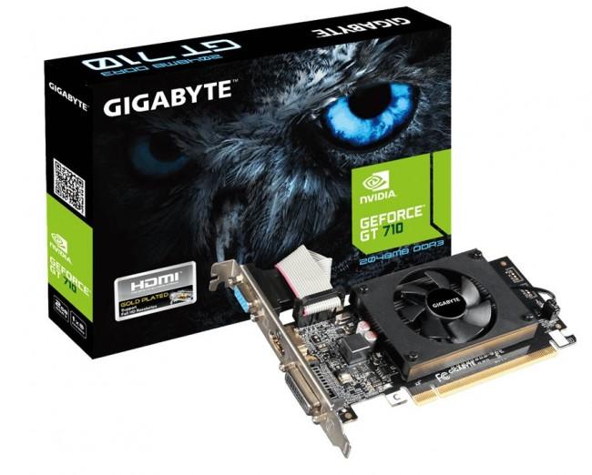 Gigabyte GeForce GT 710 2GB - zdjęcie główne
