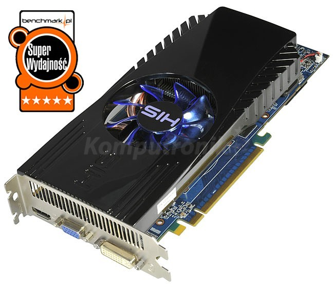 Radeon 4870 HIS 1GB 2xDVI (PCI-E) iCooler x3