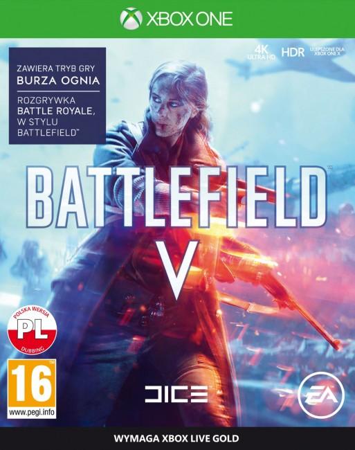 Battlefield V (XONE) - zdjęcie główne