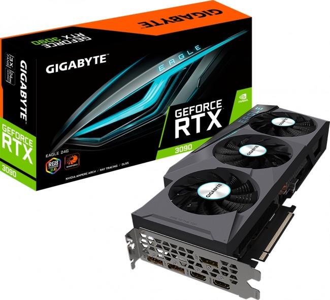 Gigabyte GeForce RTX 3090 EAGLE 24G - zdjęcie główne