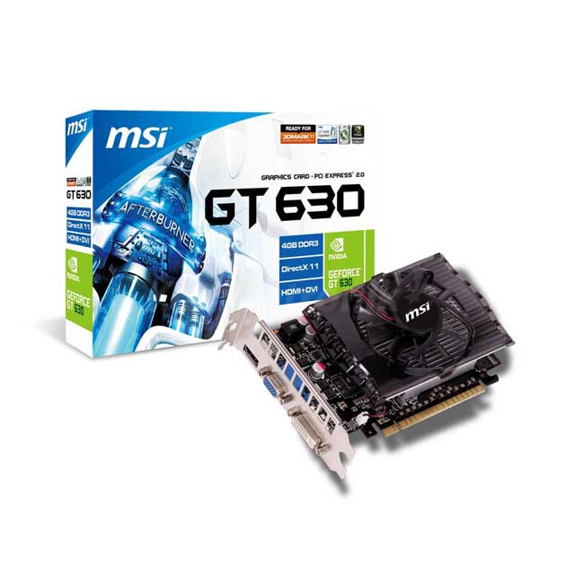 MSI GeForce GT 630 4GB