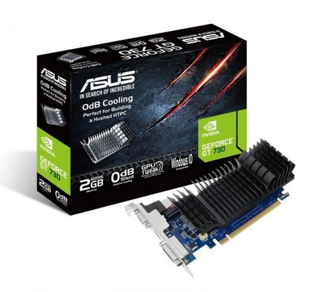 ASUS GeForce GT 730 2GB DDR5 - zdjęcie główne