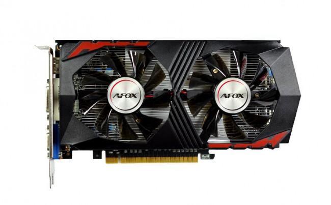 AFOX GeForce GTX 1050 2GB - zdjęcie główne