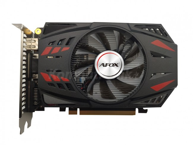 AFOX GeForce GTX 750 Ti 2GB - zdjęcie główne