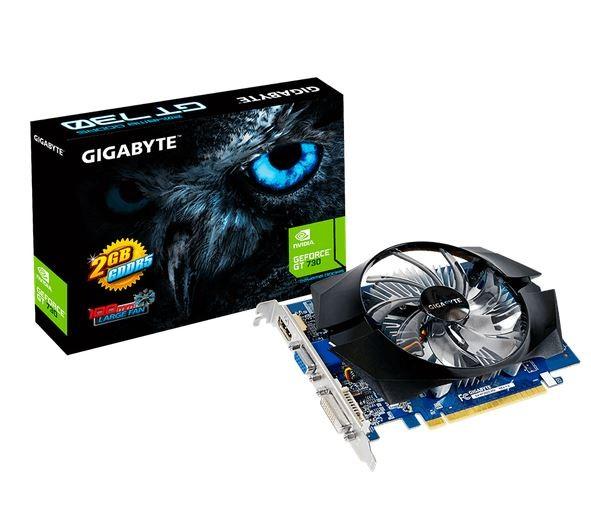 Gigabyte GeForce GT 730 2GB DDR5 - zdjęcie główne