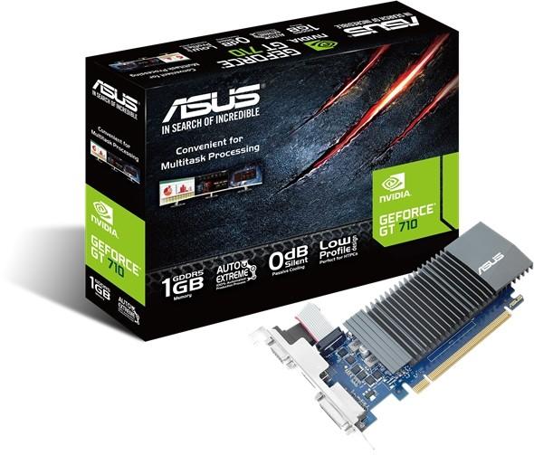ASUS GeForce GT 710 1GB GDDR5 - zdjęcie główne