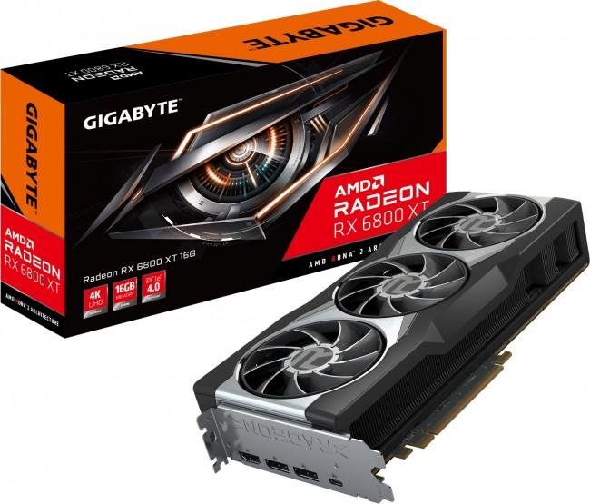 Gigabyte Radeon RX 6800 XT 16GB - zdjęcie główne