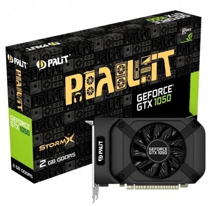 Palit GeForce GTX 1050 2GB - zdjęcie główne