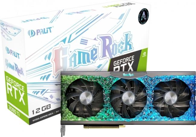 Palit GeForce RTX 3080 Ti GameRock 12G 12GB GDDR6X - zdjęcie główne