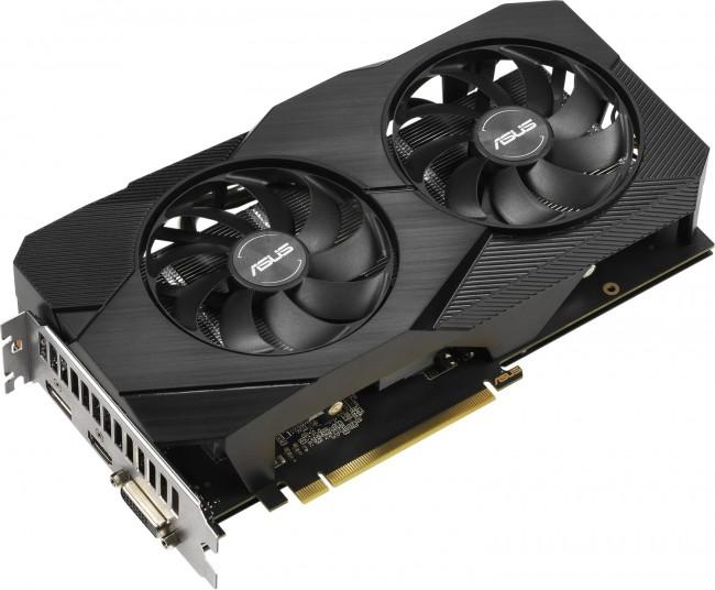 ASUS GeForce GTX 1660 DUAL 6GB OC EVO - zdjęcie główne