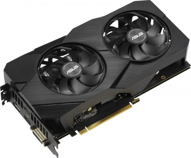 ASUS GeForce RTX 2060 DUAL OC 6GB EVO - zdjęcie główne