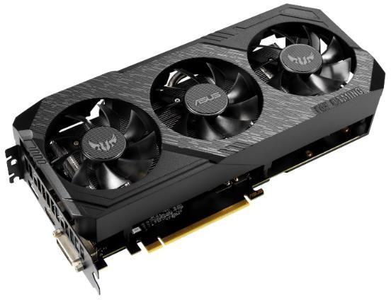 ASUS GeForce GTX 1660 TUF GAMING X3 6GB OC - zdjęcie główne