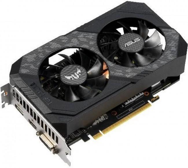 ASUS GeForce GTX 1660 TUF GAMING 6GB - zdjęcie główne