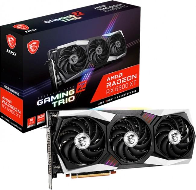 MSI Radeon RX 6900 XT GAMING Z TRIO 16GB - zdjęcie główne