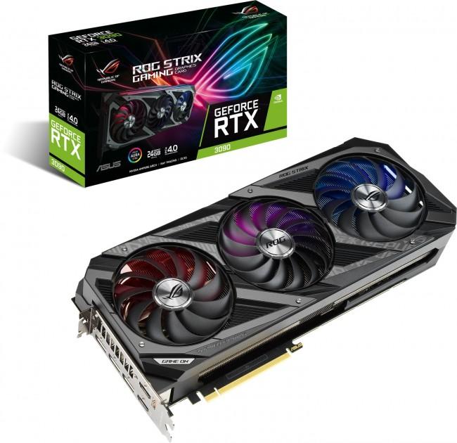 ASUS GeForce RTX 3090 STRIX Gaming 24GB - zdjęcie główne