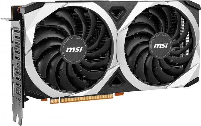 MSI Radeon RX 6600 MECH 2X 8GB - zdjęcie główne