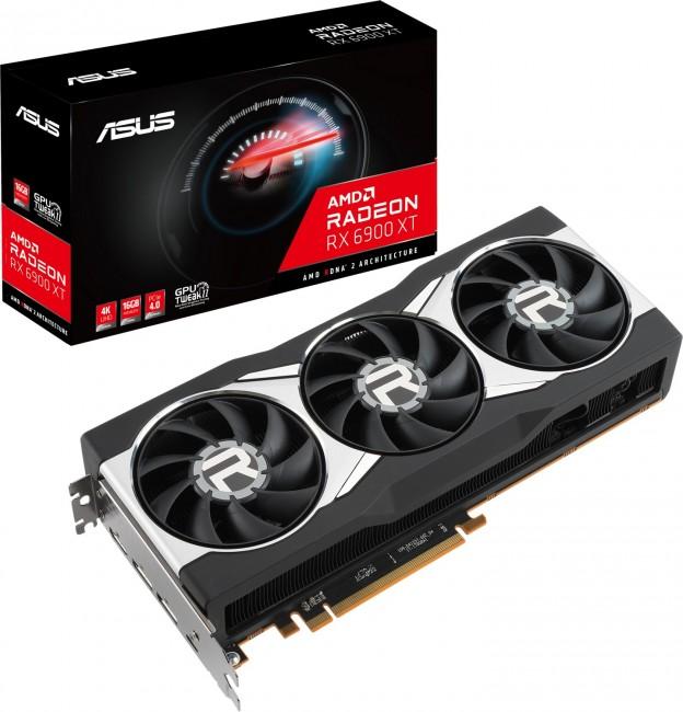 ASUS Radeon RX 6900 XT 16GB - zdjęcie główne