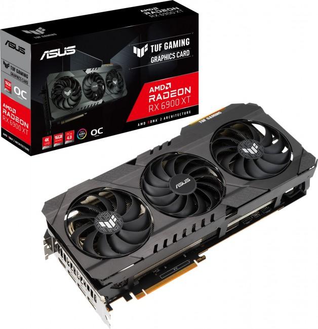 ASUS Radeon RX 6900 XT TUF 16GB OC - zdjęcie główne