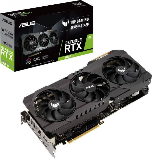 ASUS GeForce RTX 3080 Ti TUF Gaming 12GB OC - zdjęcie główne