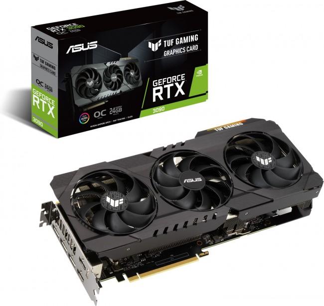 ASUS GeForce RTX 3090 TUF Gaming 24GB OC - zdjęcie główne