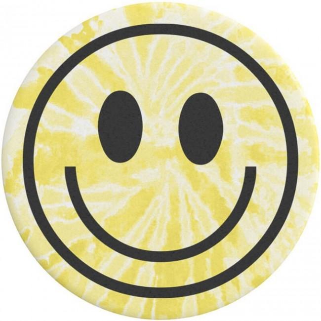 Popsockets uchwyt Tie Dye Smiley - zdjęcie główne