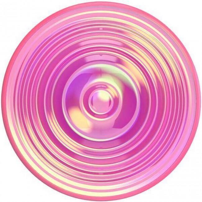 Popsockets uchwyt Ripple Opalescent Pink - zdjęcie główne
