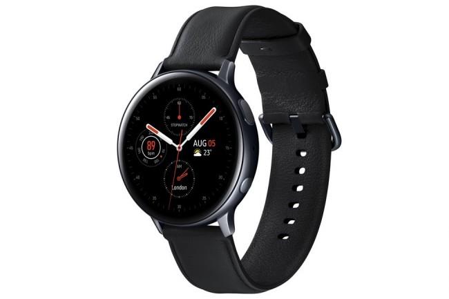 Samsung Galaxy Watch Active 2 Stal Nierdzewna 44mm Black (SM-R820) - zdjęcie główne