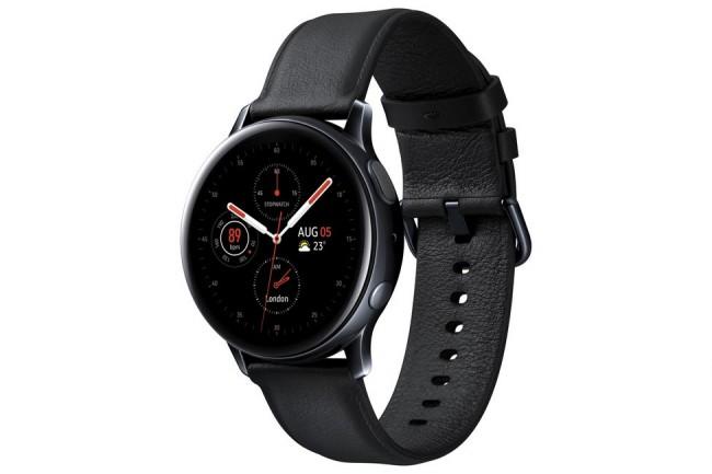 Samsung Galaxy Watch Active 2 Stal Nierdzewna 40mm Black (SM-R830) - zdjęcie główne