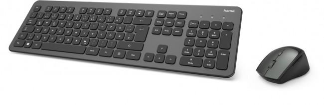 Hama zestaw KMW-700 czarny - zdjęcie główne